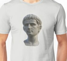 Vaporwave Bust Unisex T-Shirt