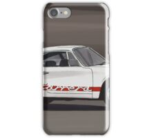 Porsche 911 Carrera RS iPhone Case/Skin