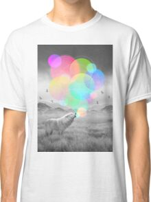 The Echoes of Silence Classic T-Shirt