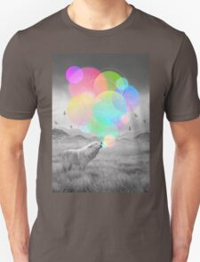 The Echoes of Silence Unisex T-Shirt