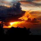 The Evening Ocean 2 by MsHannahRB