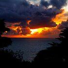 The Evening Ocean 3 by MsHannahRB