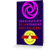 Journey Into Imagination Greeting Card