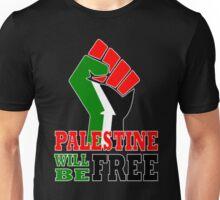 Palestine Free Unisex T-Shirt