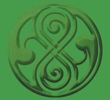 The Seal of Rassilon--Arcalian Kids Tee