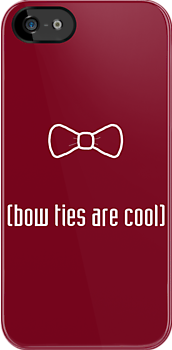 Bow Ties Are Cool by Deastrumquodvic