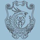 The Calvierri Crest by Deastrumquodvic