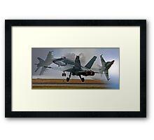 Hornet! Framed Print