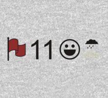 Crimson, Eleven, Delight, Petrichor One Piece - Long Sleeve