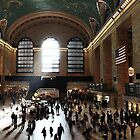 Grand Central Station by Andy G Williams