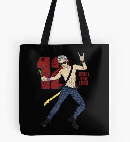 Rebel Time Lord Tote Bag