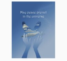 may peace prevail Kids Clothes