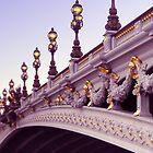 Pont Alexandre III by Linda Hardt