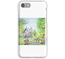 Deserted Sunrise iPhone Case/Skin