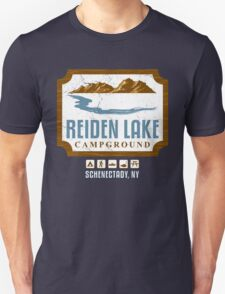 Reiden Lake Campground Unisex T-Shirt