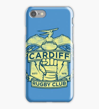 Torchwood Rugby Club iPhone Case/Skin