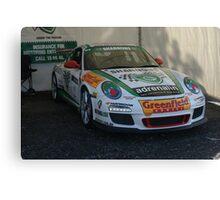 Jim Richards' Porsche Canvas Print