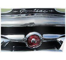 1953 Pontiac Chieftain Poster