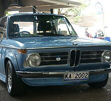 BMW 2002 by JudeStarr
