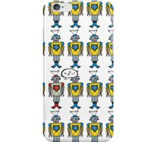 Robots Talks Again iPhone Case/Skin