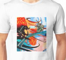 Gandalf and the Balrog Unisex T-Shirt