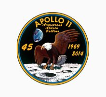 Apollo 11: 45th Anniversary Mission Patch Women's Relaxed Fit T-Shirt