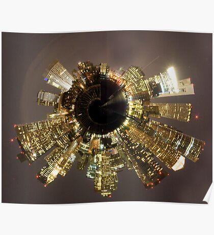 The world revolves around Boston... Poster