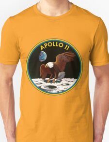 Apollo 11: The Eagle Has Landed T-Shirt