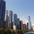 View From Lake Shore Drive by WeeZie