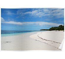 Horsborough Island - Cocos (Keeling) Islands Poster