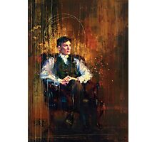 Thomas Shelby Photographic Print