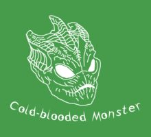 Cold-blooded Monster by Deastrumquodvic