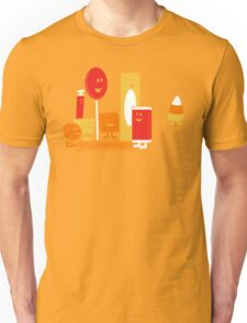 Nobody Likes Candy Corn T-Shirt