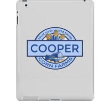 Cooper Corn Farms iPad Case/Skin