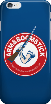 Arm&Boomstick The standard of survival by D4N13L
