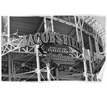Jacobs Field - Cleveland Indians Poster