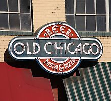 Denver - Old Chicago Beer by Frank Romeo
