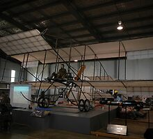 Bristol Boxkite replica @ Oakey Fly-In 2009 by muz2142