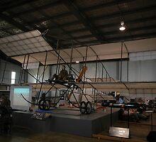 Bristol Boxkite replica @ Oakey Fly-In 2009 by muz2142