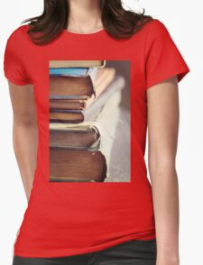 Well-loved Womens Fitted T-Shirt