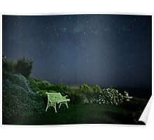 Seat and Stars Poster
