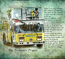 The Fireman's Prayer by vigor