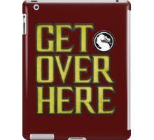 Mortal Kombat - Get Over Here iPad Case/Skin