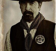 Tombstone Cowboy by Barbara Manis