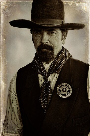 Tombstone Cowboy by Barbara Manis