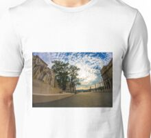 Empty streets of Budapest Unisex T-Shirt