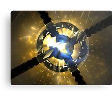 Particle Generator Metal Print