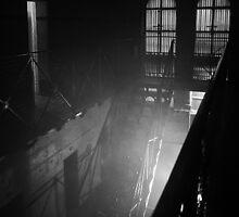 Old Melbourne Gaol by Bianca Turner