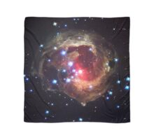 Star Dust Halo Around a Distant Star Scarf