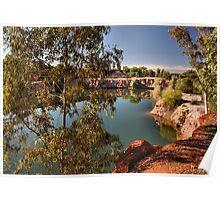 Cobar Landscape - NSW Australia Poster